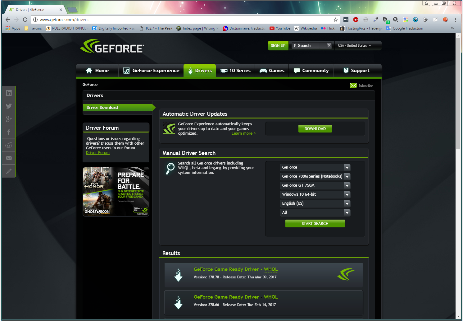 Nvidia Geforce 410m Cuda Driver Download